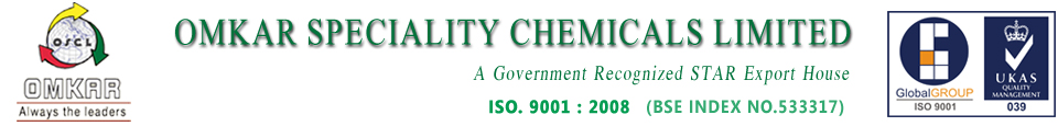 Omkar Speciality Chemicals Ltd